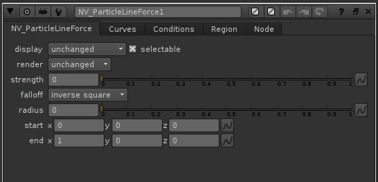 particle line force ui