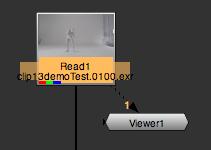 select node