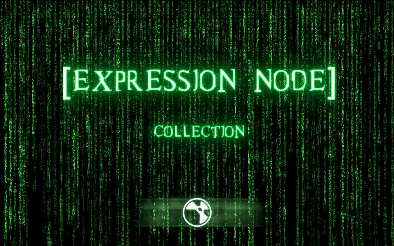 expression node wallpaper