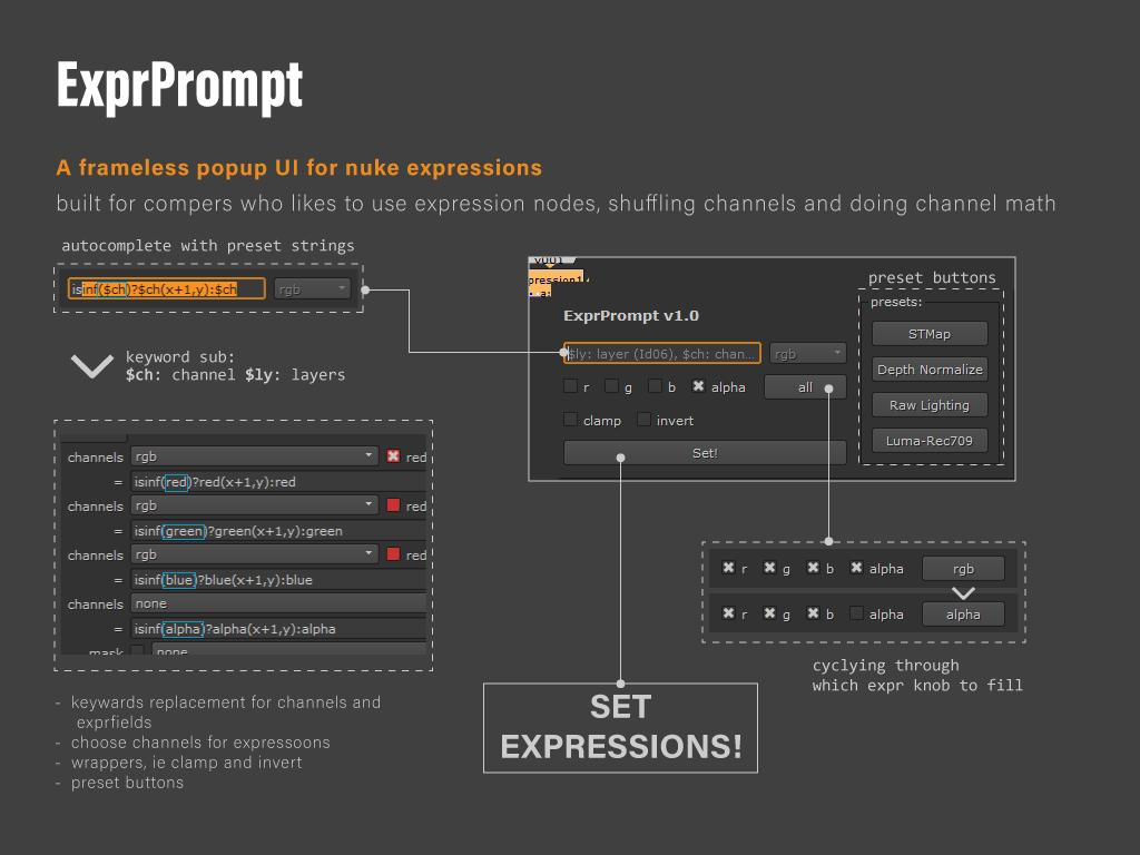 ExprPrompt v1.1
