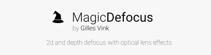 MagicDefocus logo