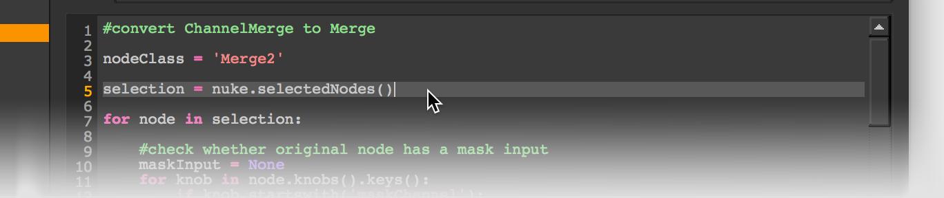 syntaxHighlighting