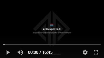 apDespill v2.0 Video