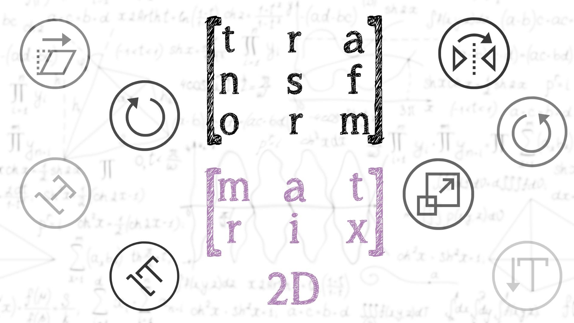 transformMatrix 01