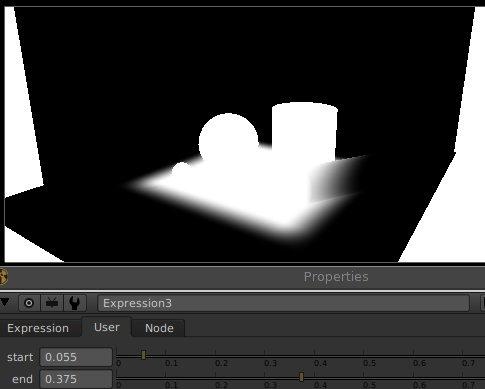 box smoothstep parameters