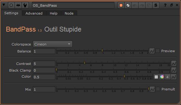 BandPass01 v1.3